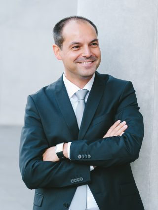 Thomas Stiegler, Managing Director